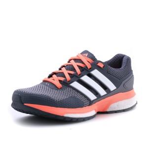 נעלי אדידס לנשים Adidas Response 2 - אפור/ורוד