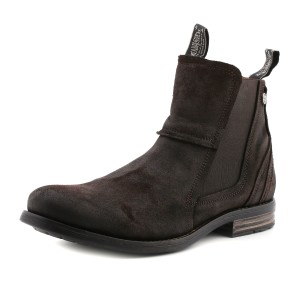 נעלי סניקי סטיב לגברים Sneaky Steve Lance - חום כהה