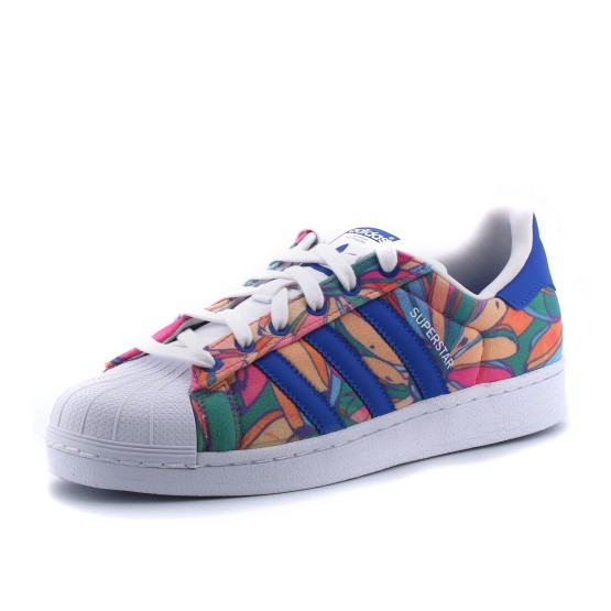 נעלי אדידס לנשים Adidas Superstar - צבעוני