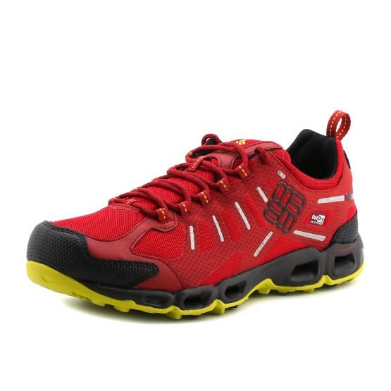 נעלי קולומביה לגברים Columbia Ventfreak Outdry - אדום