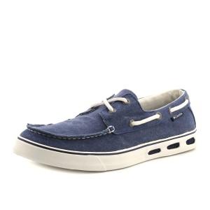 נעלי קולומביה לגברים Columbia Vulc N Vent Boat - כחול