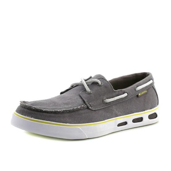 נעלי קולומביה לגברים Columbia Vulc N Vent Boat - אפור