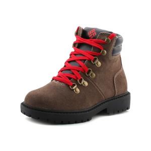 נעלי קולומביה לנוער Columbia Youth Teewinot Stomper - חום