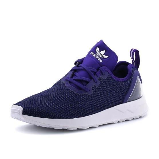 מוצרי אדידס לגברים Adidas ZX Flux ADV Asym - כחול כהה