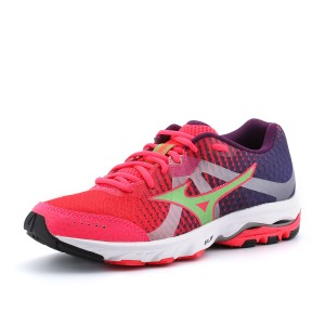 נעלי מיזונו לנשים Mizuno Wave Elevation - סגול/ורוד
