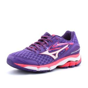 נעלי מיזונו לנשים Mizuno Wave Inspire 12 - סגול