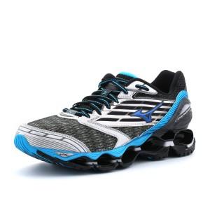 נעלי מיזונו לגברים Mizuno Wave Prophecy 5 - אפור