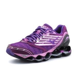נעלי מיזונו לנשים Mizuno Wave Prophecy 5 - סגול