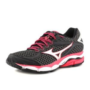 נעלי מיזונו לנשים Mizuno Wave Ultima 7 - שחור/אדום