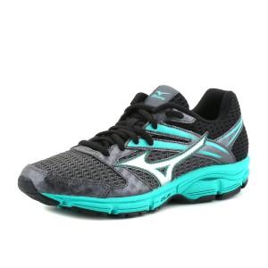 נעלי מיזונו לנשים Mizuno Wave Valiant - אפור