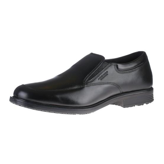 נעלי רוקפורט לגברים Rockport Essential DTL WP Slip On - שחור