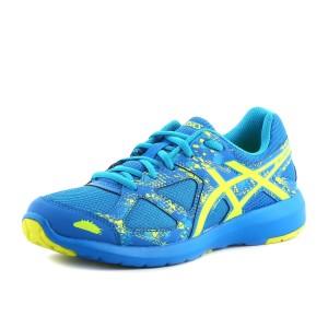 נעלי אסיקס לנוער Asics Gel-Lightplay 3 GS - כחול