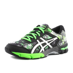 נעלי אסיקס לנוער Asics Gel-Noosa TRI 11 GS - שחור/ירוק