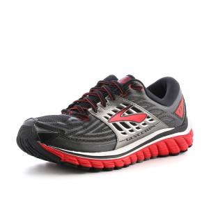 נעלי ברוקס לגברים Brooks Glycerin 14 - שחור/אדום