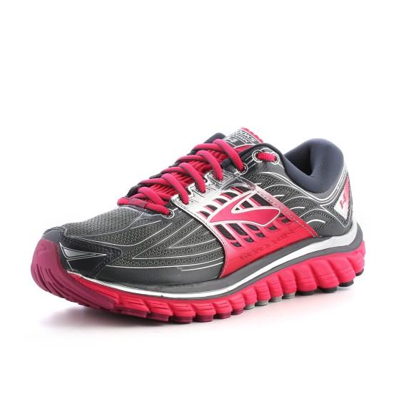 נעלי ברוקס לנשים Brooks Glycerin 14 - אפור/ורוד