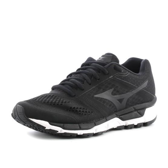 נעלי מיזונו לגברים Mizuno Synchro MX - שחור/לבן