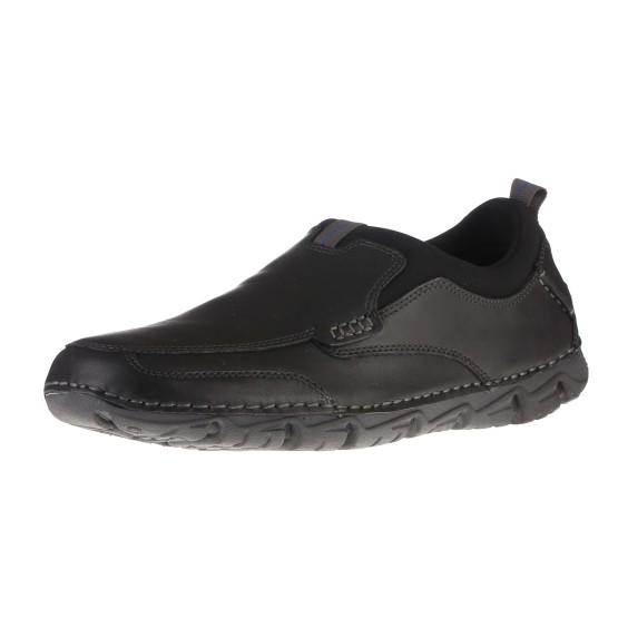מוצרי רוקפורט לגברים Rockport RCSPT Moc Slip On - שחור