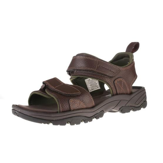 נעלי רוקפורט לגברים Rockport Rocklake - חום