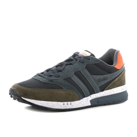 נעלי גולה לגברים Gola Samurai - שחור/אפור