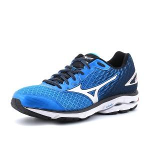 נעלי מיזונו לגברים Mizuno Wave Rider 19 - כחול