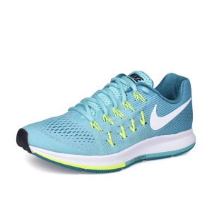 נעלי נייק לנשים Nike Air Zoom Pegasus 33 - טורקיז