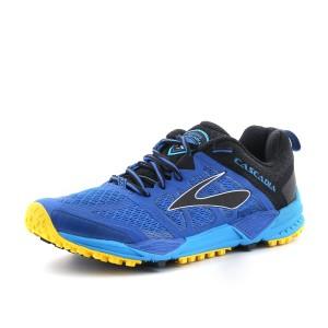 נעלי ברוקס לגברים Brooks Cascadia 11 - כחול