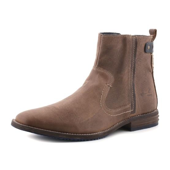 נעלי בולבוקסר לגברים Bullboxer Chester - חום