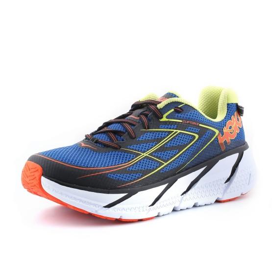 נעלי הוקה לגברים Hoka One One Clifton 3 - כחול