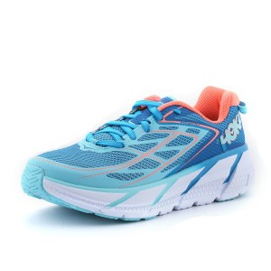 נעלי הוקה לנשים Hoka One One Clifton 3 - תכלת