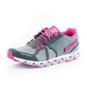נעלי און לנשים On Cloud - אפור