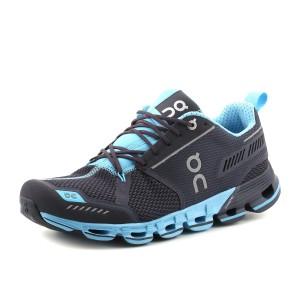 נעלי און לגברים On Cloudflyer - אפור/כחול