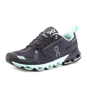 נעלי און לנשים On Cloudflyer - אפור