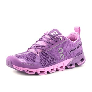 נעלי און לנשים On Cloudflyer - סגול