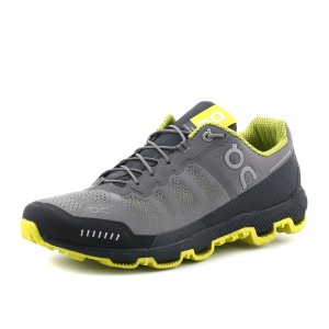 נעלי און לגברים On Cloudventure - אפור