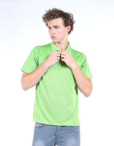 מוצרי קולומביה לגברים Columbia New Utilizer Polo - ירוק