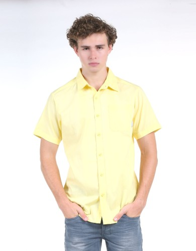 מוצרי קולומביה לגברים Columbia Thompson Hill - צהוב