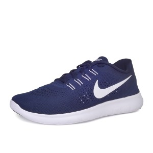 נעלי נייק לגברים Nike Free RN - כחול כהה