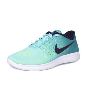 מוצרי נייק לנשים Nike Free RN - טורקיז