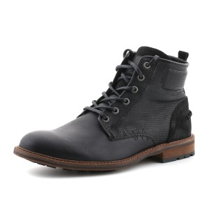 נעלי בולבוקסר לגברים Bullboxer Grover - שחור