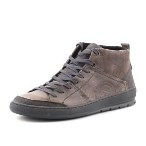 נעלי בולבוקסר לגברים Bullboxer John - חום/אפור