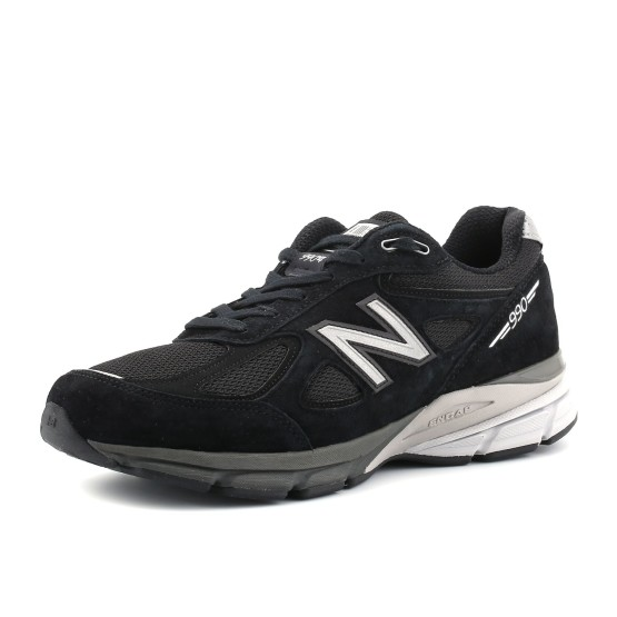 נעלי ניו באלאנס לגברים New Balance M990 V4 - שחור