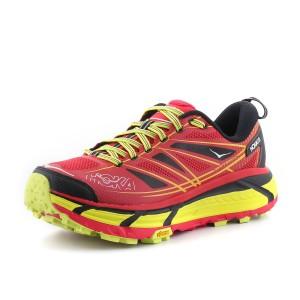 נעלי הוקה לגברים Hoka One One Mafate Speed 2 - אדום