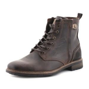 נעלי בולבוקסר לגברים Bullboxer Millard - חום כהה