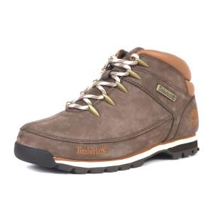 נעלי טימברלנד לגברים Timberland Euro Sprint - חום