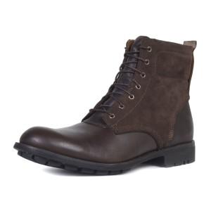 נעלי טימברלנד לגברים Timberland 6Inch Premium Side Zip - חום כהה