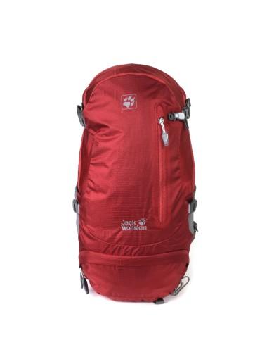 מוצרי Jack Wolfskin לנשים Jack Wolfskin ACS Hike 24 Pack - אדום