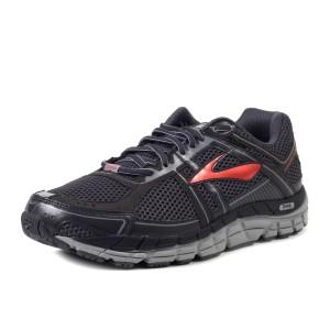 נעלי ברוקס לגברים Brooks Addiction 12  - אפור כהה