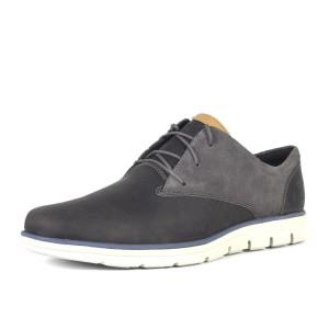 מוצרי טימברלנד לגברים Timberland Bradstreet Plain Toe Oxford - אפור