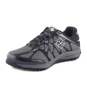 נעלי קולומביה לגברים Columbia Conspiracy Titanium Outdry - שחור/אפור