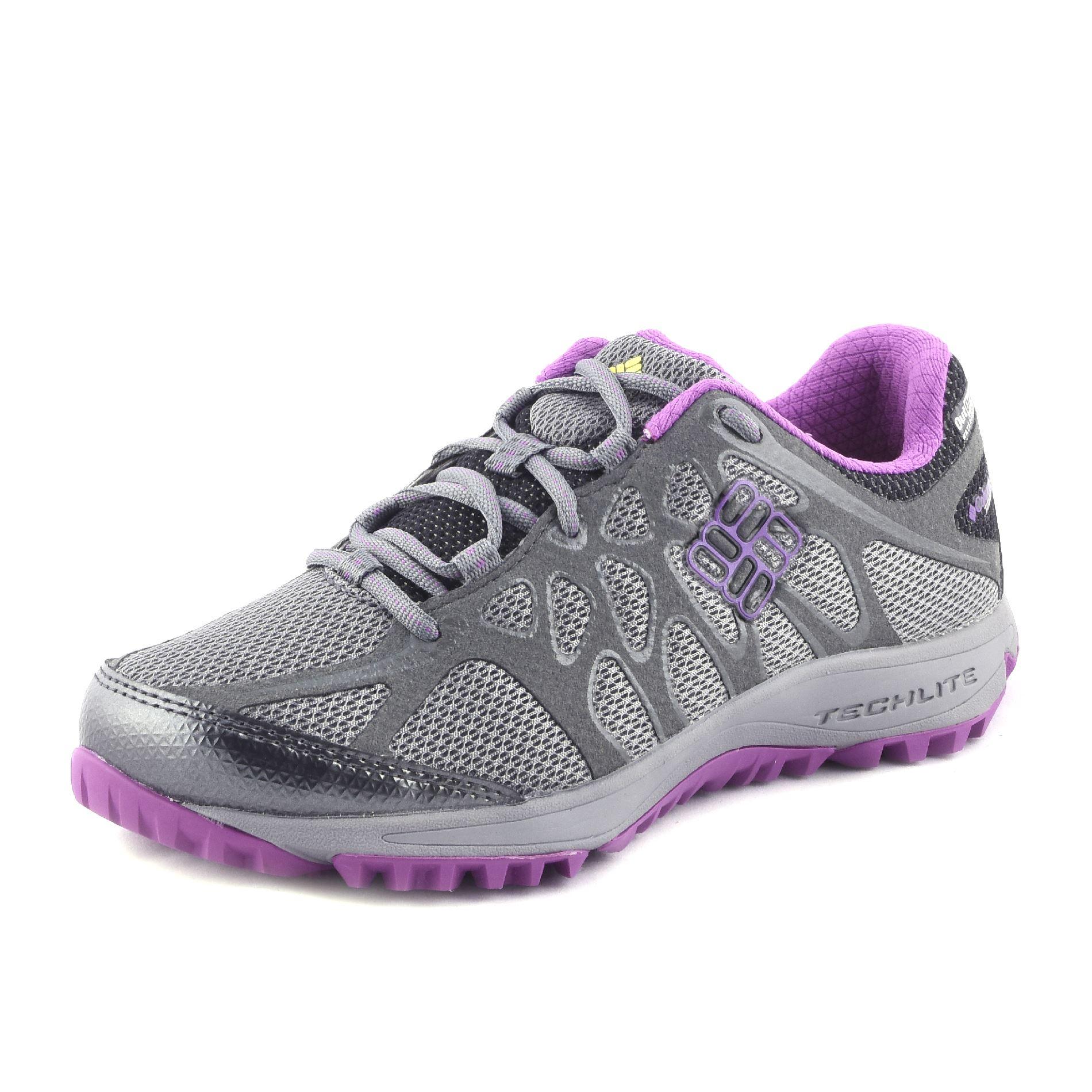 נעלי קולומביה לנשים Columbia Conspiracy Titanium Outdry - אפור